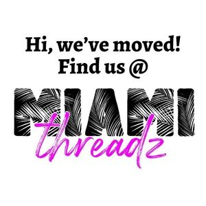 Other - We've moved to @MiamiThreadz!